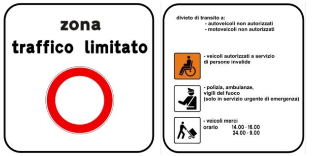 ZTL e persone con disabilità: sparisce l'obbligo di comunicazione della targa del veicolo
